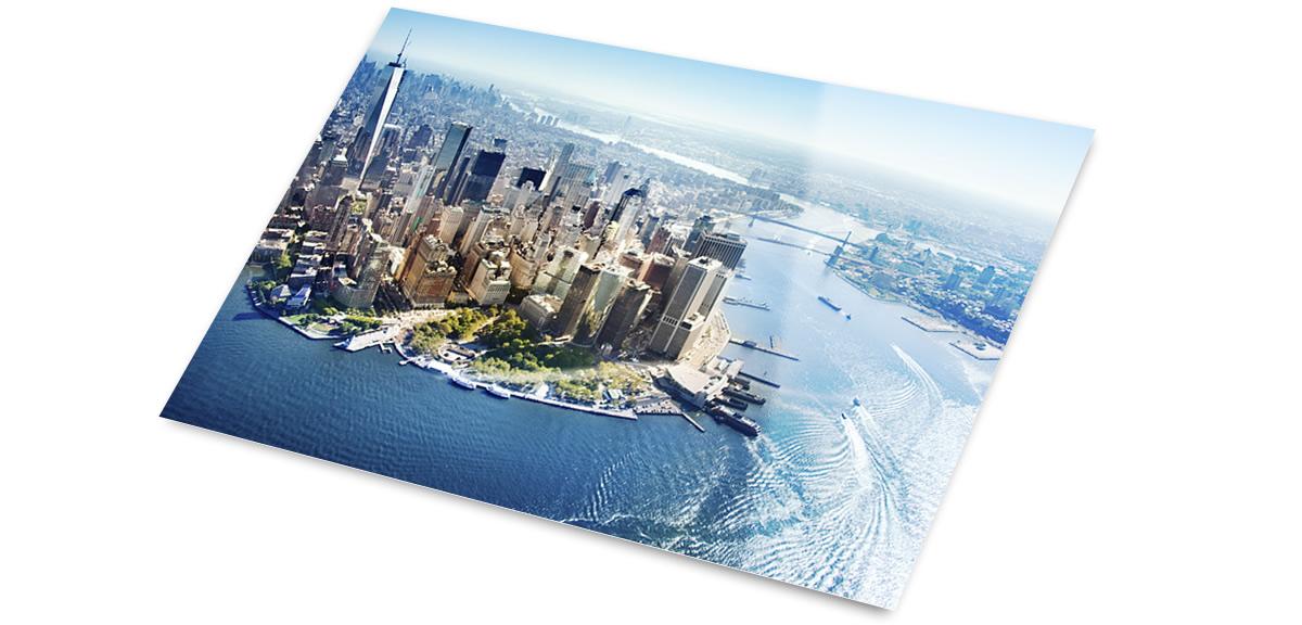Vos photos développées sur du papier photo  brillant (250 g/m²)