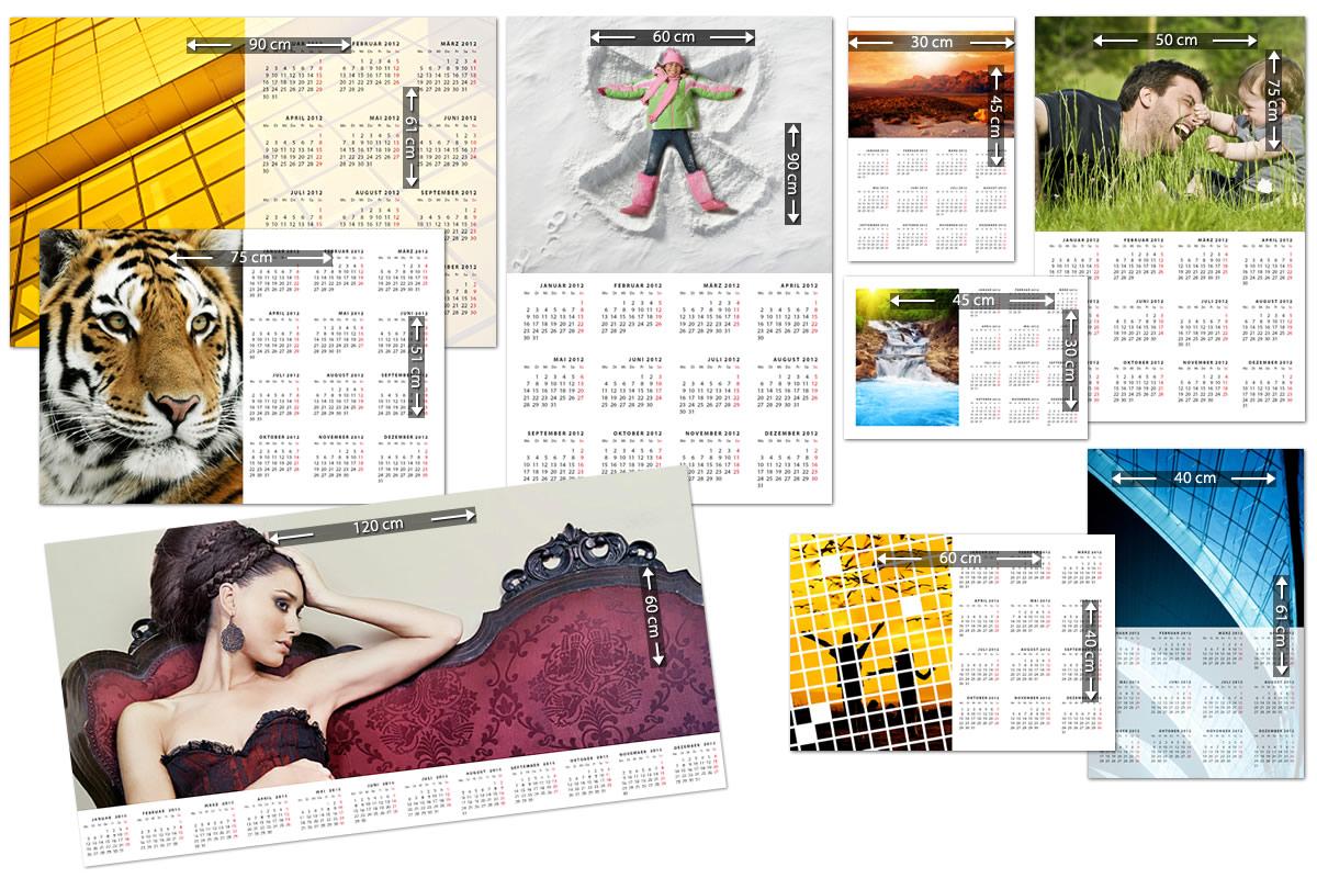 Personnalisez votre calendrier annuel for Calendrier digital mural