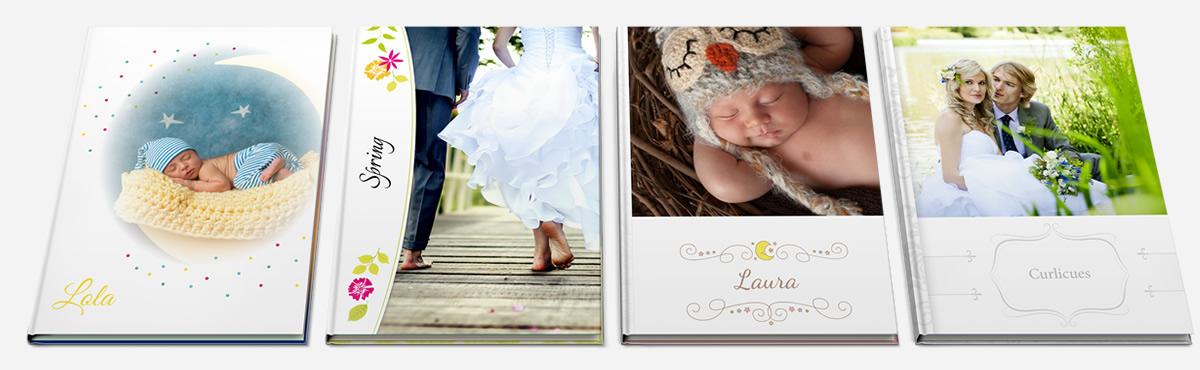 Préférence Créez votre livre photo personnalisé de qualité ! UF03